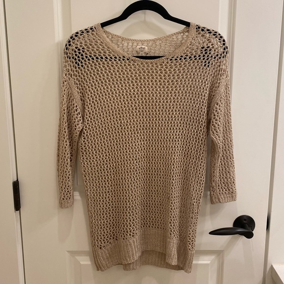 Aritzia Wilfred Italian Yarn Sweater